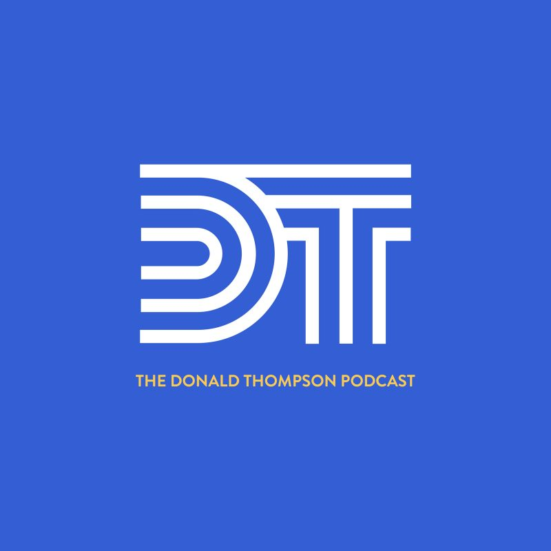 The Donald Thompson Podcast