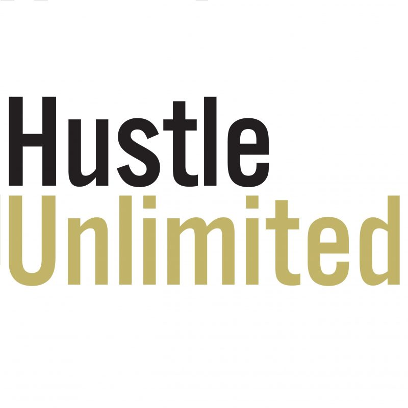 Hustle Unlimited Podcast Logo