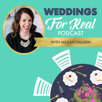 Weddings for Real Podcast Logo