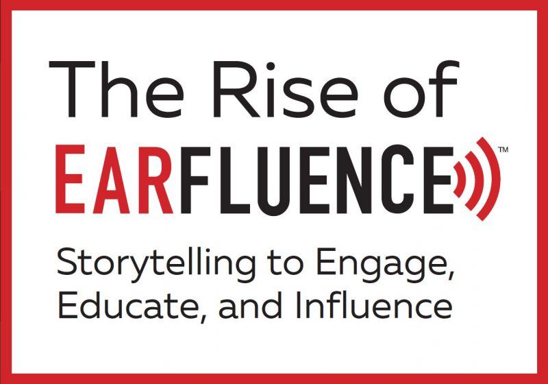 The Rise of Earfluence Whitepaper by Donald Thompson