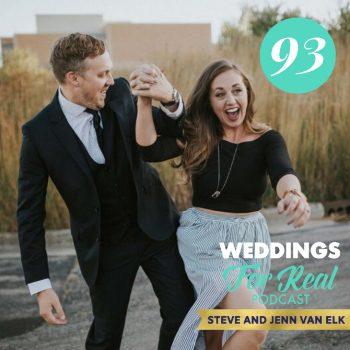 Weddings for Real with Steven and Jenn Van Elk