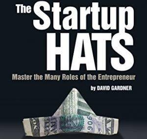 Startup Hats by David Gardner Podcast