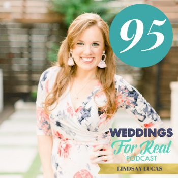 Lindsay Lucas Venue Consultant on Weddings for Real Podcast