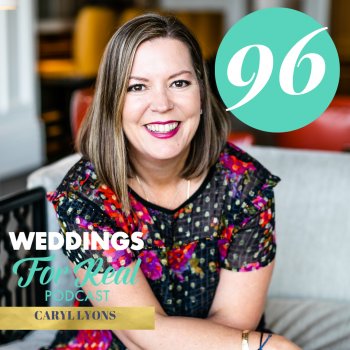 Caryl Lyons on the Weddings for Real Podcast
