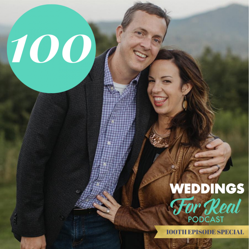 Weddings for Real 100th Episode