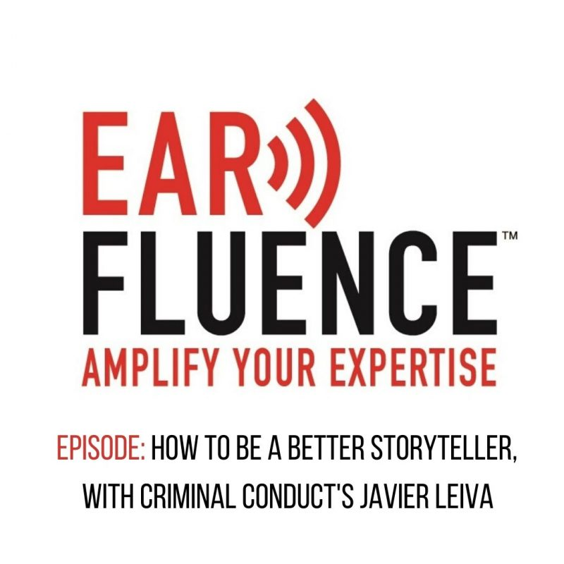 How To Be a Better Storyteller in Podcasting with Javier Leiva
