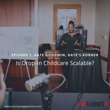 Kate's Korner Startup Stage Podcast