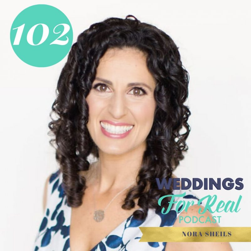Nora Shiels on the Weddings for Real Podcast