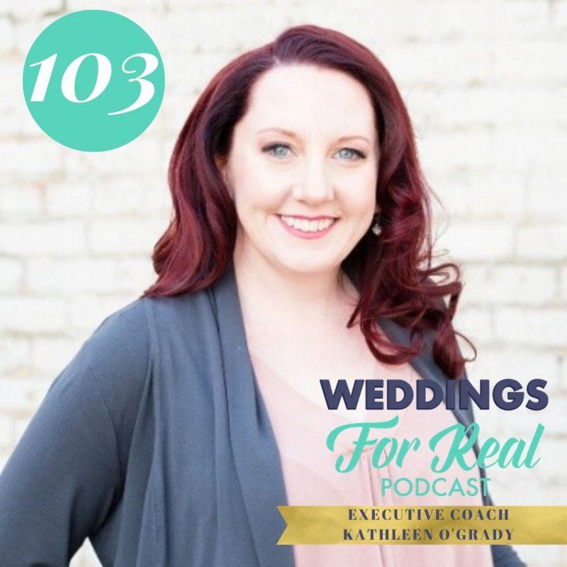 Kathleen O'Grady on Weddings for Real Podcast