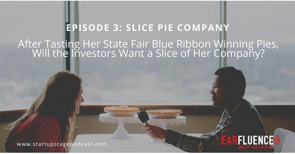 Kristen Cleve Slice Pie Startup Stage Podcast
