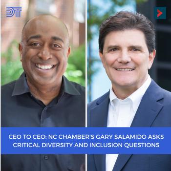 Gary Salamido NC Chamber Donald Thompson Podcast