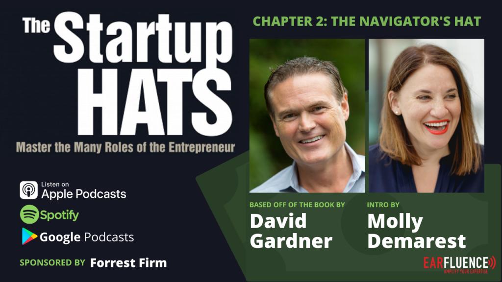 Startup Hats by David Gardner Chapter 2