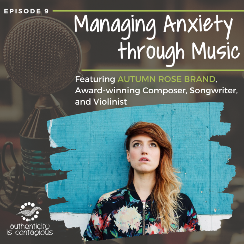 Autumn Rose Brand on Authenticity is Contagious Podcast