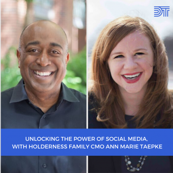 Ann Marie Taepke Social Media Strategy Donald Thompson Podcast