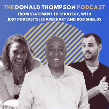 Jes Averhart Rob Shields Donald Thompson Podcast