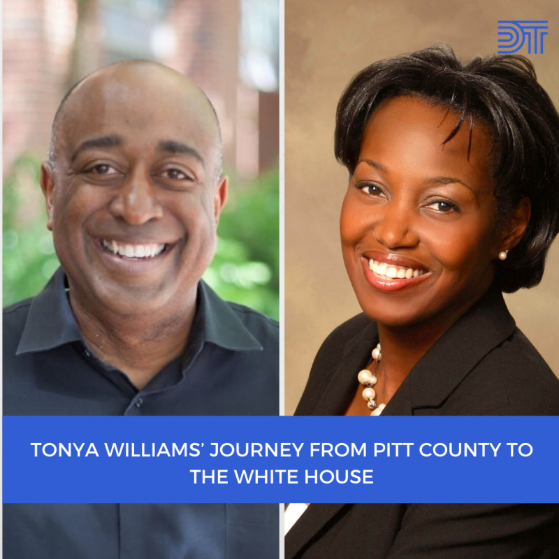 Tonya Williams on the Donald Thompson Podcast