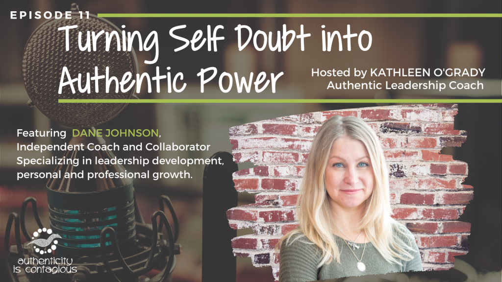 Dane Johnson on the Authenticity is Contagious Podcast