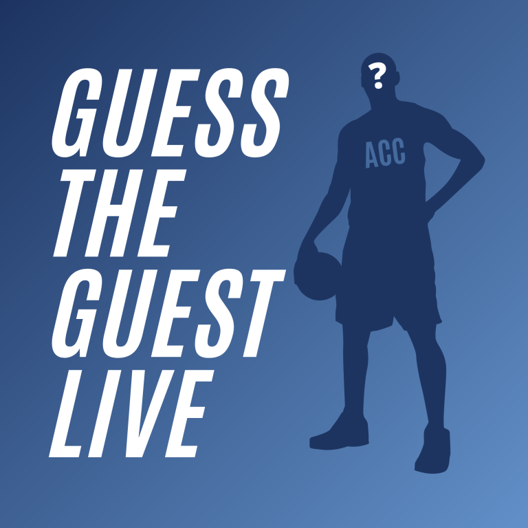 Guess the Guest Live - ACC Basketball
