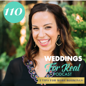 Weddings for Real Solo Episode Megan Gillikin