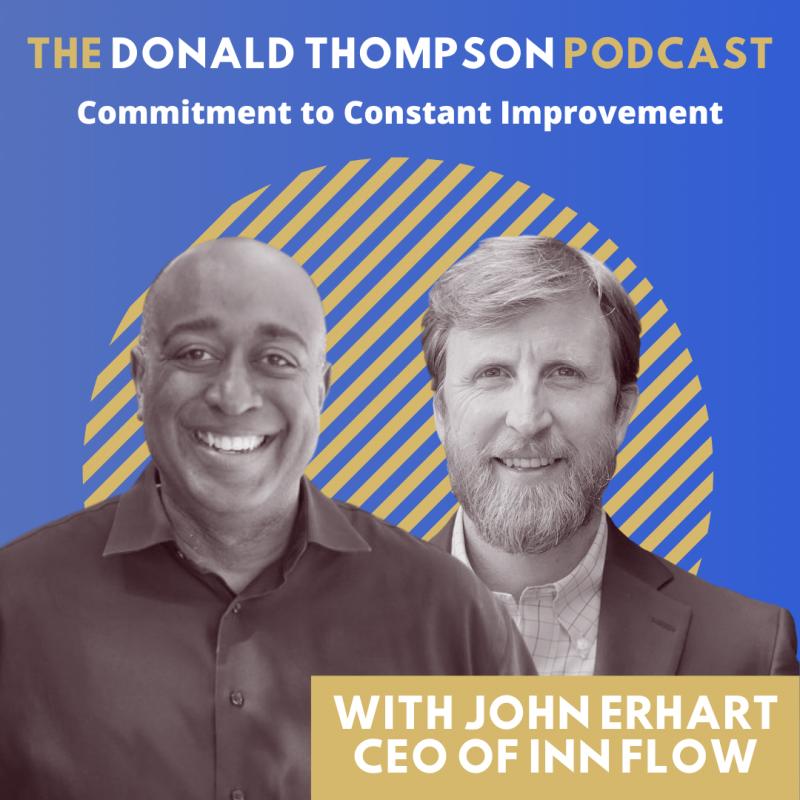 John Erhart Inn Flow Donald Thompson Podcast