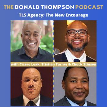 TLS Agency Cicero Leak Tristian Turner Chuck Stinson on the Donald Thompson Podcast