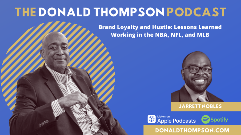 Jarrett Nobles Los Angeles Chargers Donald Thompson Podcast