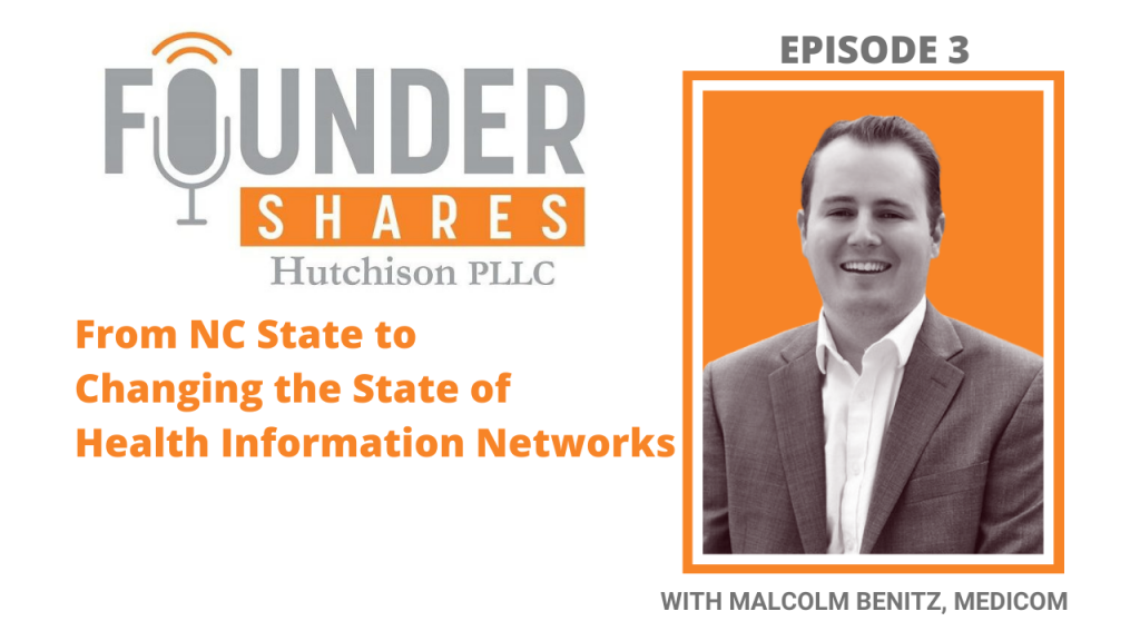 Malcolm Benitz Medicom Founder Shares Podcast Hutchison PLLC