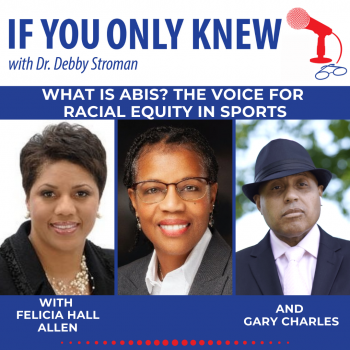 ABIS Advancement for Blacks in Sports Felicia Allen Gary Charles Dr Debby Stroman