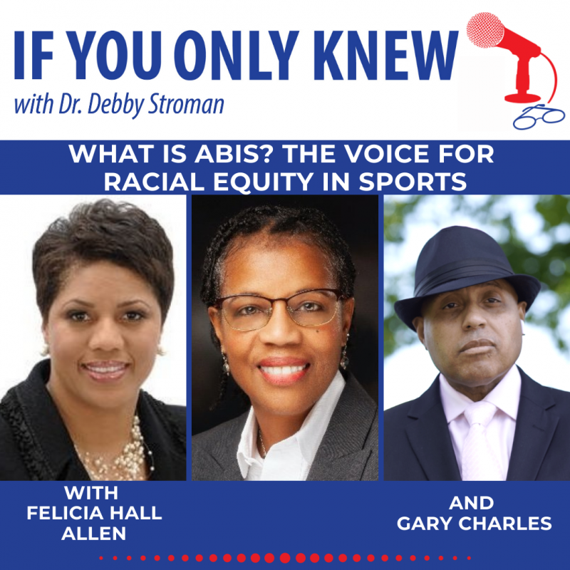 ABIS Advancement for Blacks in Sports Felicia Allen Gary Charles Dr Debby Stroman