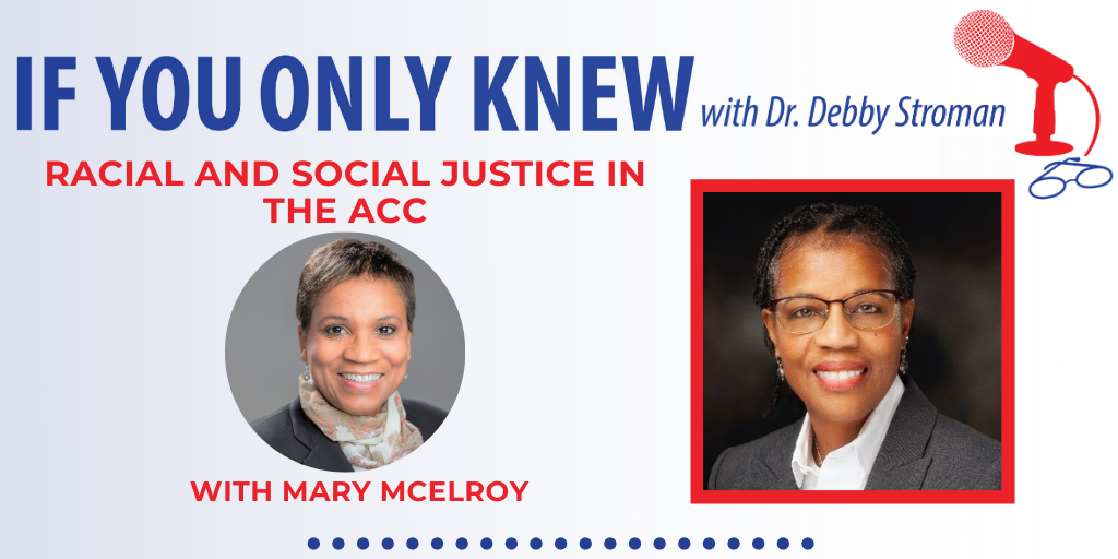 Mary McElroy ACC with Dr Debby Stroman on If You Only Knew Podcast