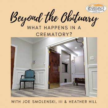 Beyond the Obituary Joe Smolenski and Heather Hill