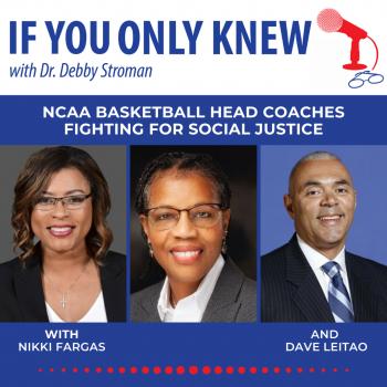 Nikki Fargas and Dave Leitao If You Only Knew with Dr Debby Stroman