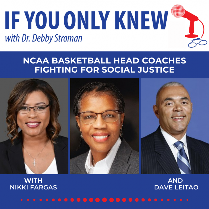 Nikki Fargas and Dave Leitao If You Only Knew with Dr Debby Stroman