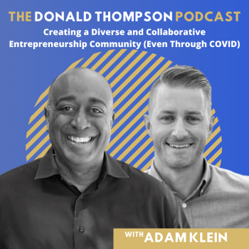 Adam Klein on the Donald Thompson Podcast