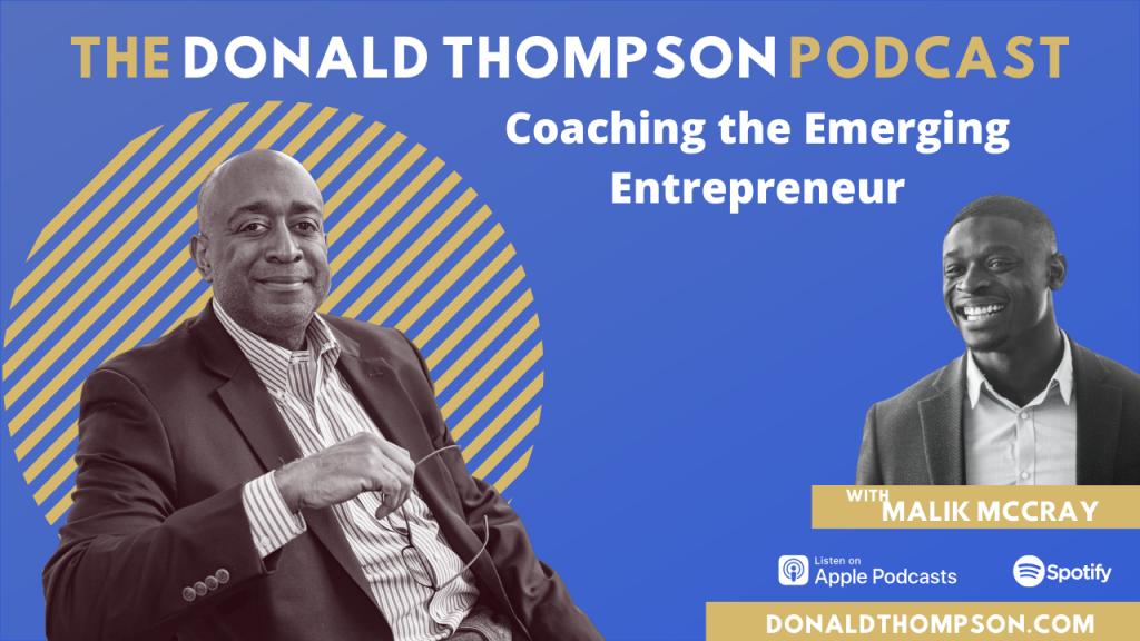Malik McCray Simpliworks Donald Thompson Podcast