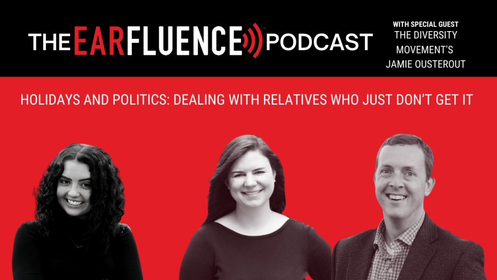 Earfluence Podcast Jamie Ousterout The Diversity Movement