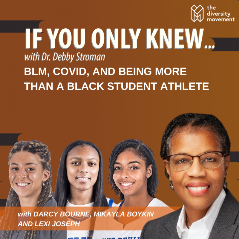 Duke Athletes Mikayla Boykin, Lexi Joseph, Darcy Bourne If You Only Knew Podcast Dr Debby Stroman