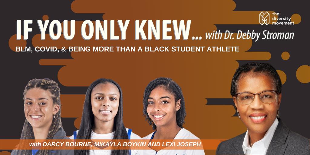 Duke Athletes Mikayla Boykin, Lexi Joseph, Darcy Bourne If You Only Knew Podcast Dr Debby Stroman