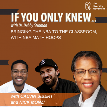 NBA Math Hoops If You Only Knew Podcast Dr Debby Stroman