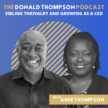 Amie Thompson Creative Allies Donald Thompson Podcast