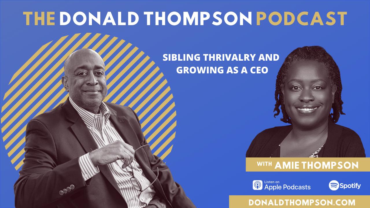 Amie Thompson Creative Allies Donald Thompson Podcast