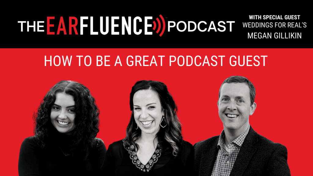 How to be a great podcast guest megan gillikin
