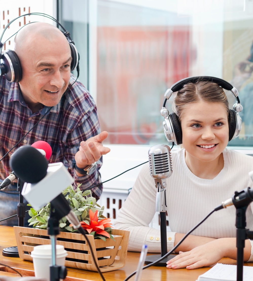 Podcast Studio Earfluence