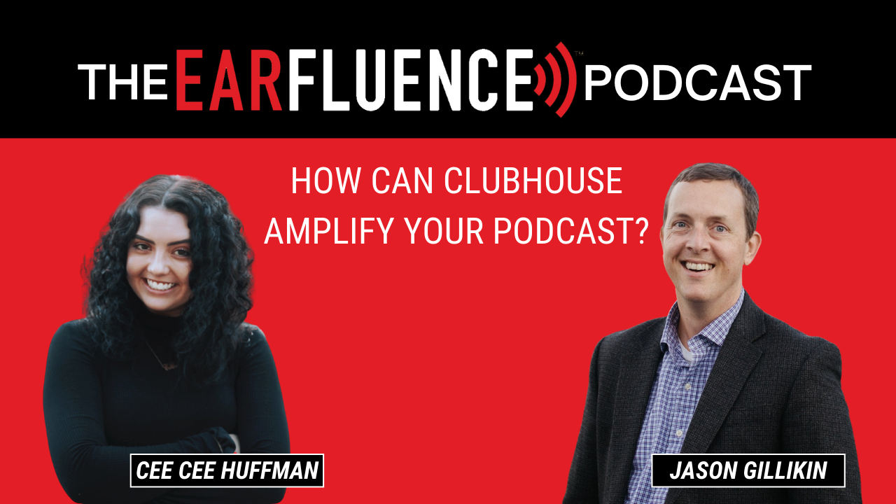 how can clubhouse amplify your podcast