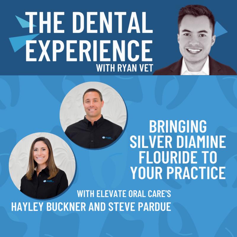 Silver Diamine Flouride Elevate Oral Care