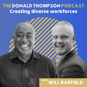 Will Barfield Donald Thompson Podcast