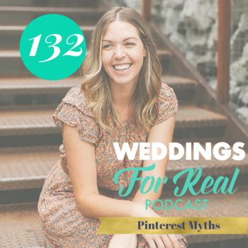 Gabby Pinkerton Pinterest Weddings for Real Podcast