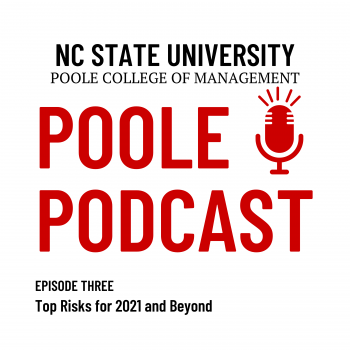 Entreprise Risk Management Poole Podcast NC State