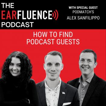 Earfluence Podcast Podmatch Alex Sanfilippo