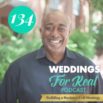 Donald Thompson Exit Strategy Weddings for Real Podcast Megan Gillikin